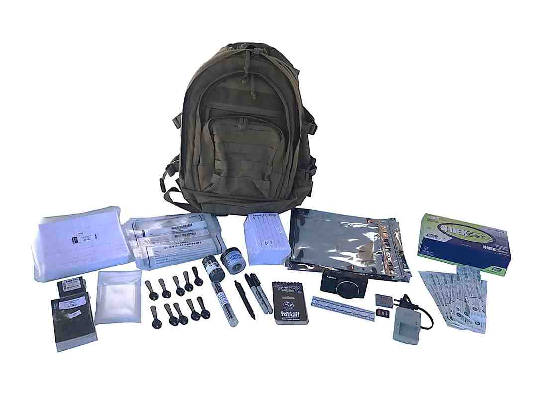 Mithix Pro Combat Forensics Kit